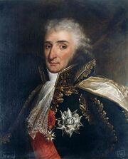 Belloc - Le maréchal Charles Pierre François Augereau, duc de Castiglione