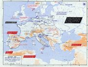 Strategic Situation of Europe 1808