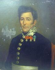 Portait de Alexandre BAYARD, Baron du PLAA