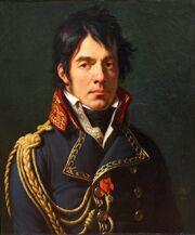 Anne-Louis GIRODET DE ROUSSY-TRIOSON, Le baron Jean-Dominique Larrey, 1804