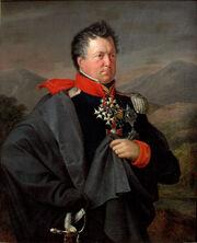 August Neidhardt von Gneisenau, 1760–1831