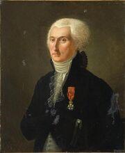 Logerot - Portrait de Lorin, maire de Rennes