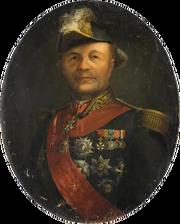 Portrait du vice-amiral Bouet-Willaumetz