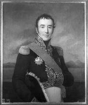 Portrait de Jacques David Martin, baron de Campredon