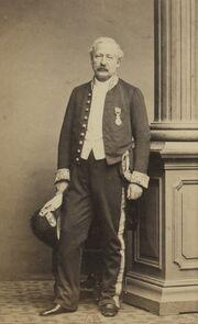 Album des députés au Corps législatif entre 1852-1857-de Piré