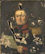 Portrait du commandant Lessart