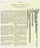 Treaty of Peking1887