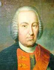Caspar Otto von Glasenapp Gouverneur