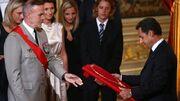 Nicolas Sarkozy - Grand-collier de la Légion d'honneur