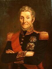 Louis-Joseph Lahure, Lieut. Général, Baron de l'Empire