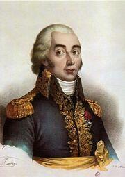 Géneral Claude-François de Malet (1754-1812)