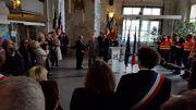 Remise de la Légion d'honneur à Bernard Pytkiewicz