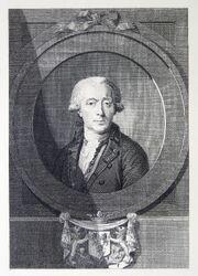 Portait du comte Chrétien de Lannoy de la Motterie