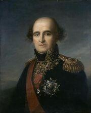 Maréchal Jean-Matthieu-Philibert Sérurier (1742-1819)