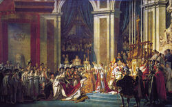 Jacques-Louis David, The Coronation of Napoleon