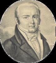 Antoine Marie Chamans, Comte de Lavalette (1769-1815)