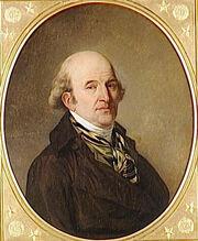 Suvée - Dominique Clément de Ris (1750-1827)