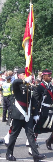 Queen's Park Guard of Honour 3 (cropped)