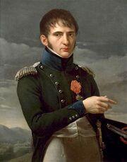 Antoine Jean Auguste Durosnel, colonel de chasseurs