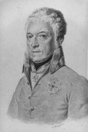 Heinrich Graf Bellegarde