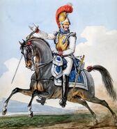 Grande Armée - 1st Regiment of Carabiniers