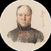 MIVB - Portrait de général Delaitre, comte de Tilly