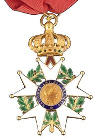 Légion d'honneur Commandeur Second Empire Avers