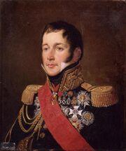 Le général Guilleminot (1774-1840) vers 1823