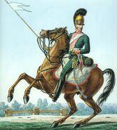 Grande Armée - 3rd Regiment of Light Horse Lancers