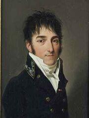 Boilly - Portrait de Jean-Louis Lefèvre (1769-1843)