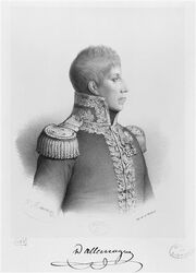 Maurin - Général Dallemagne (1754-1813)
