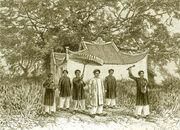 Le préfet de Phu-Doan - Tonkin - 1884