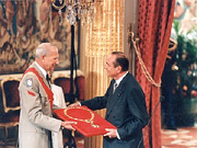 Jacques Chirac - Grand collier de la Légion d'honneur