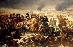 Gros, Napoleon at Eylau