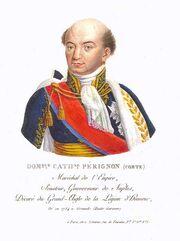 Joly - Catherine-Dominique Pérignon, comte de l'Empire