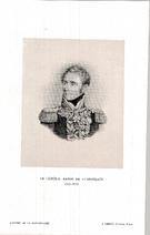 Portrait General de stabenrath