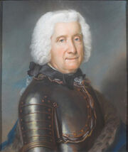Jean Chevalier - Louis Joseph d'Albert de Luynes (1732)