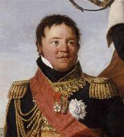 Robert Lefèvre - Frédéric Henry, comte Walther, général de division en 1803 (1761-1813) - 1815 (détail)