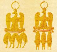 Ordre des Trois-Toison d'Or (projets d'insignes)