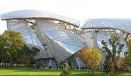 2014-10-26 Fondation d'entreprise Louis Vuitton week-end inaugural (vue du jardin d acclimatation)