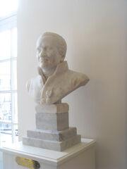 Buste Augustin Cornet