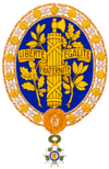 Coat of arms of France (UN variant)