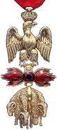 Ordre des Trois-Toison d'Or (projet d'insignes)