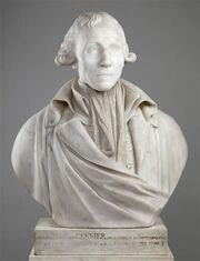 Clodion - Louis-Pierre-Pantaléon Resnier, sénateur en 1799 (1759-1807), représenté en 1809