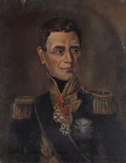Jonkheer Jan Willem Janssens (1762-1838). Gouverneur-generaal (1811-12) Rijksmuseum SK-A-3791