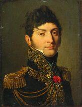 Louis Léopold Boilly - Portrait de Michel de Roc, comte de Frioul (1806)