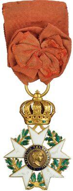 Légion d'honneur Officier Type 3 avers