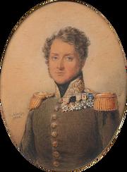 General Louis-Marie Levesque de La Ferrière