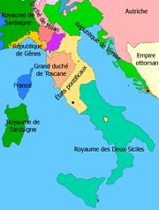 Italie 1796