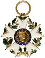 Légion d'honneur Aigle d'Or Type 1 avers